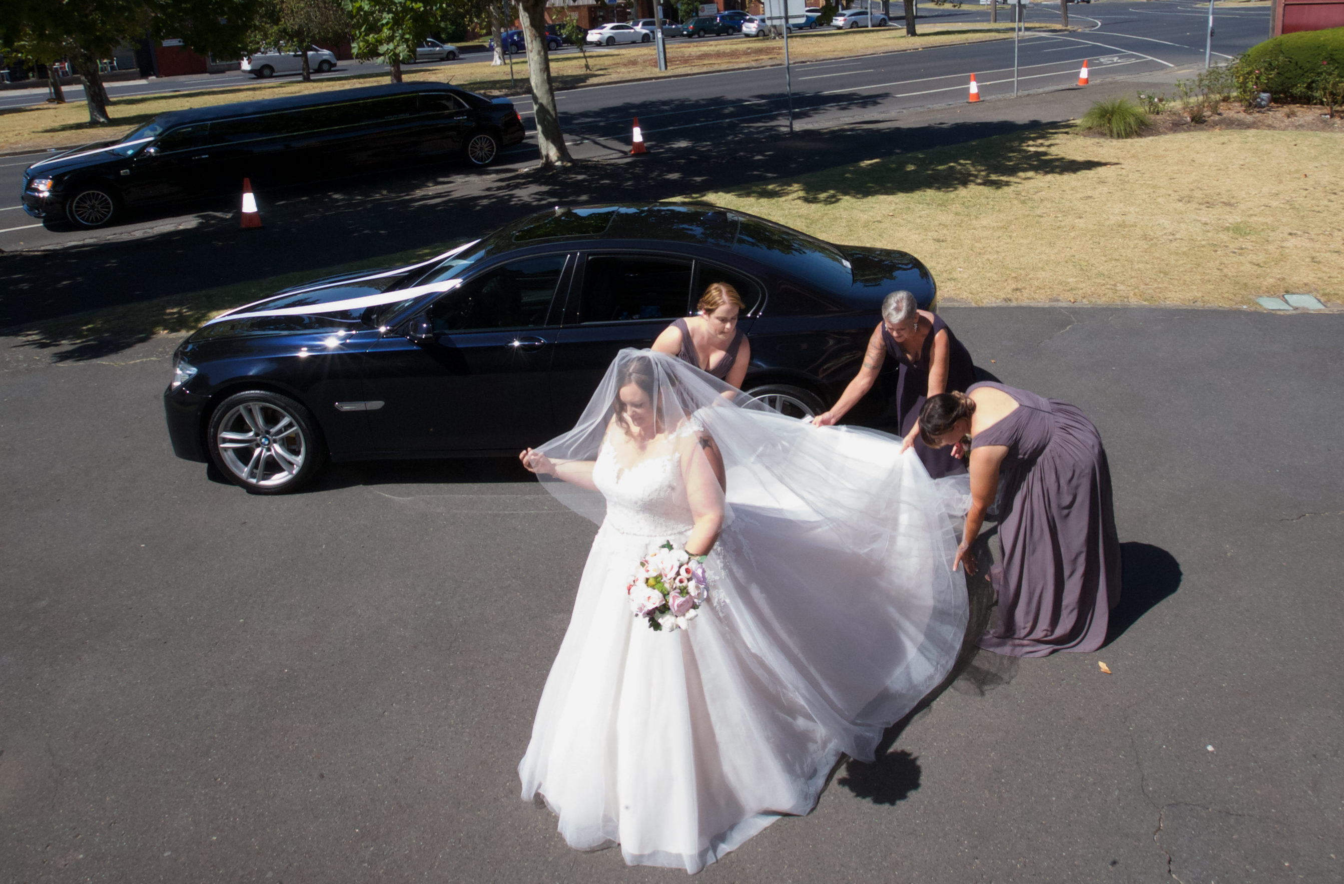 Glamour Ride Wedding Cars