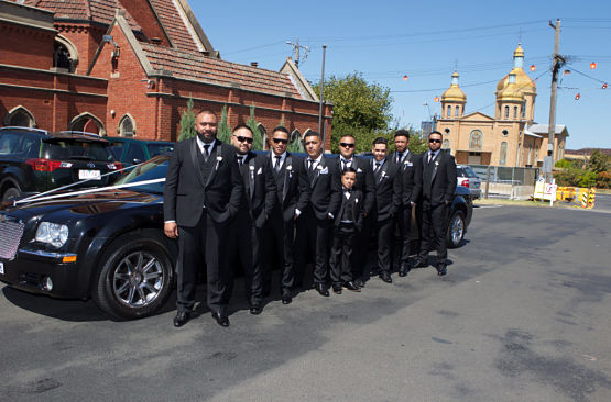 Glamour Ride Limousines Melbourne